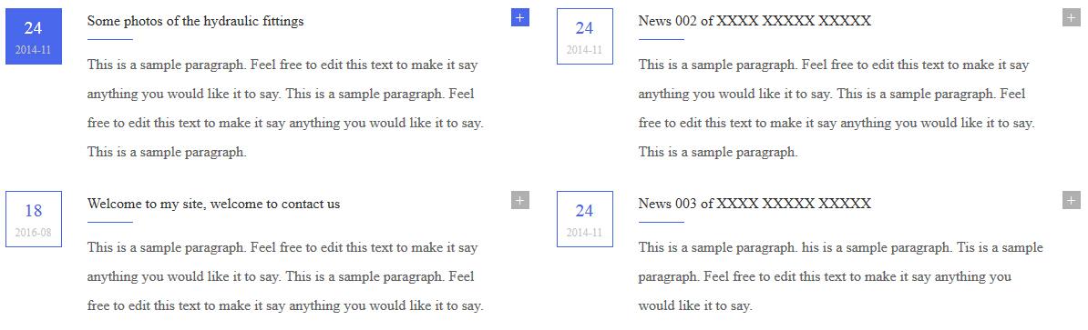 文章列表风格15